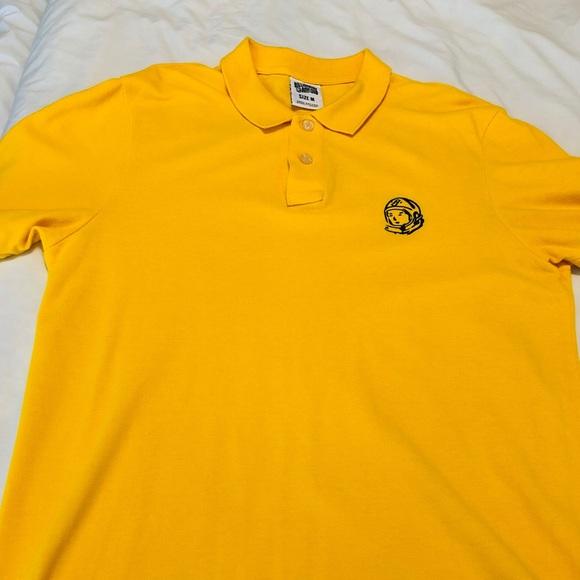 d22eccdc Billionaire Boys Club Shirts | Mens Bbc Yellow Polo Size Medium ...